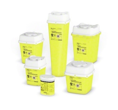 Medibox®: Sharps Disposal Containers